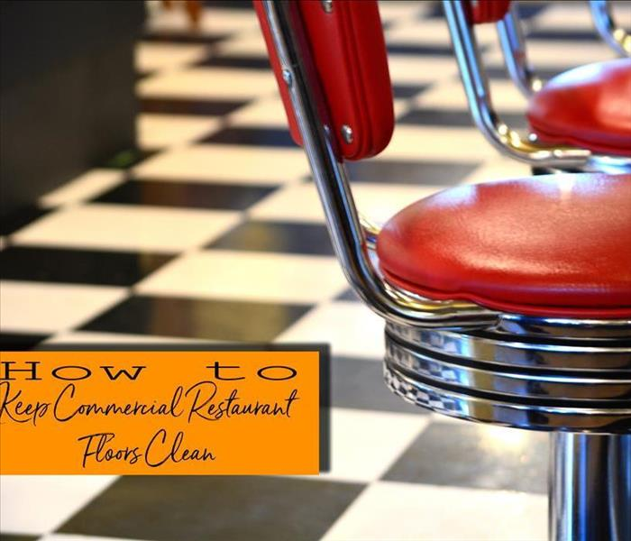 How to Keep Commercial Restaurant Floors Clean