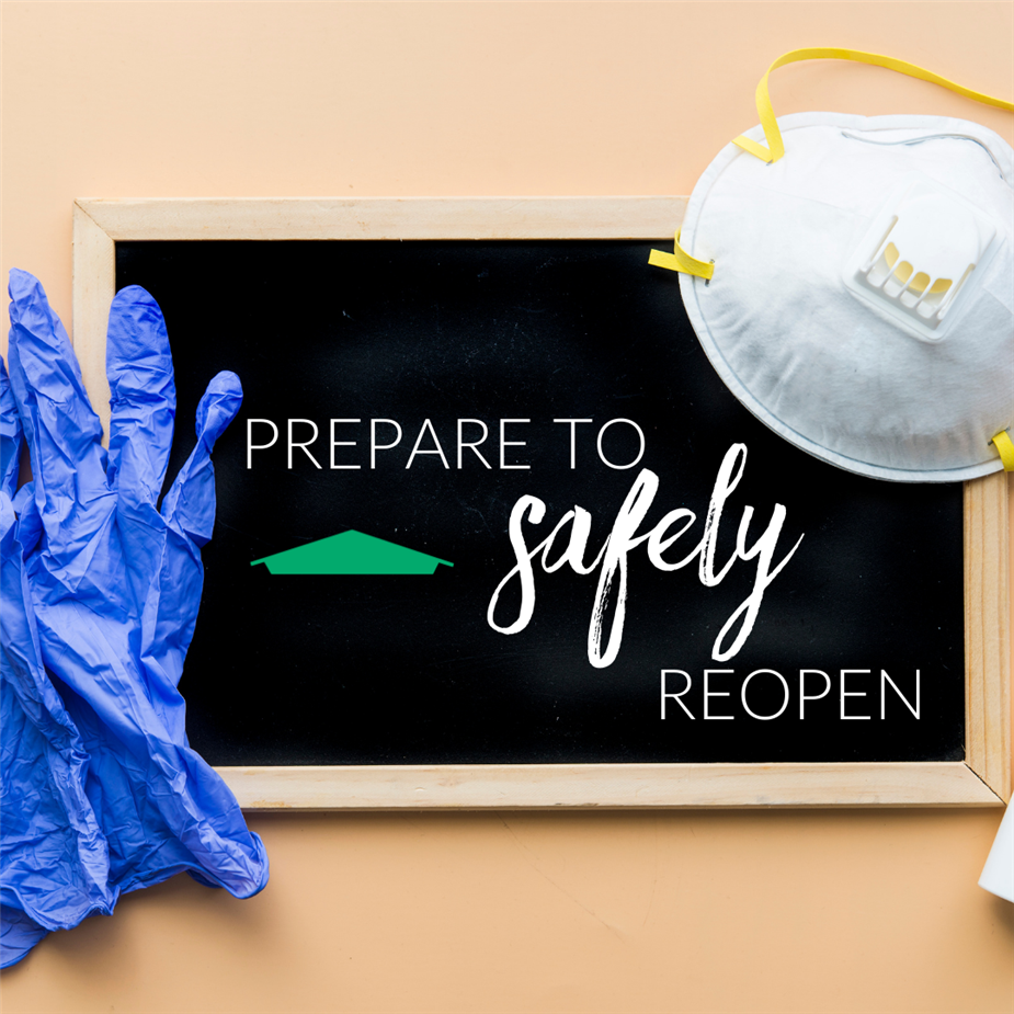 COVID-19 Cleaning: Prepare to Safely Reopen with SERVPRO