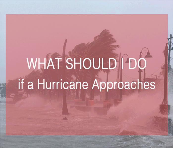 General What Should I Do if a Hurricane Approaches?