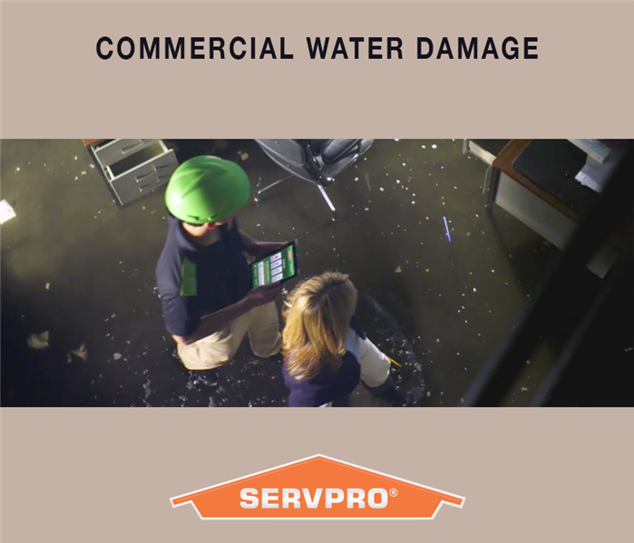 General The Dangers of Commercial Water Damage