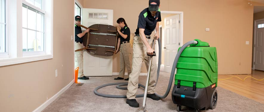 Fontana, CA residential restoration cleaning